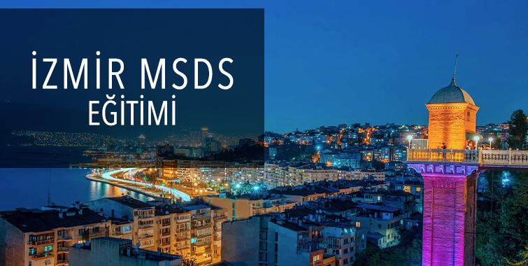 İzmir MSDS Hazırlayıcısı Eğitimi